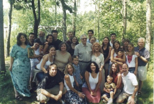 50th Family Picture
