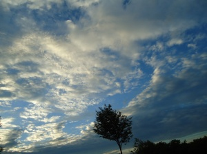 Sunday morning sky 2