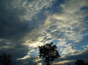 Sunday morning sky 3