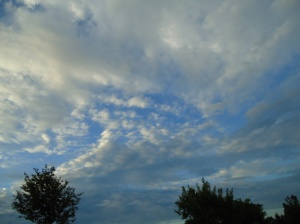 Sunday morning sky 4