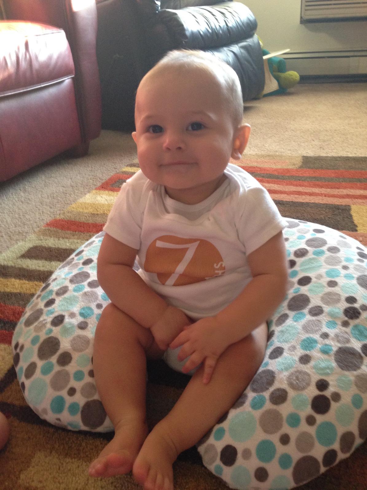 Leo 7 month